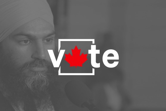 How can the NDP overcome the orange blues?
