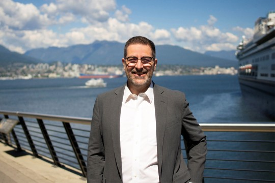 Jeff Ferrier de NATIONAL Vancouver