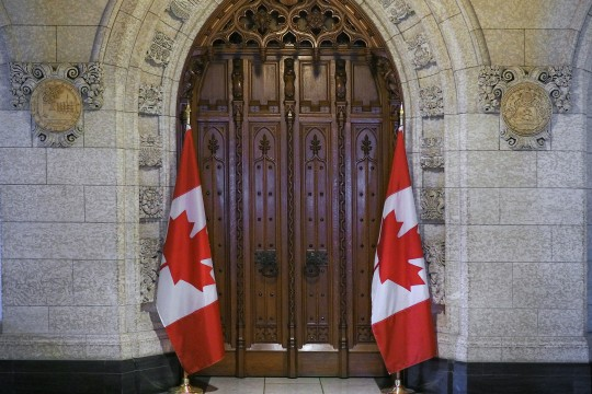 Doors of Parliament