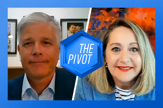 The Pivot: Fabien Paquette and Jane Taber