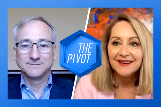 The Pivot: Bernard Lord and Jane Taber