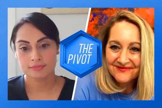 The Pivot: Juggy Sihota and Jane Taber