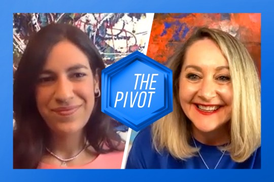 The Pivot: Sandra Hanna and Jane Taber