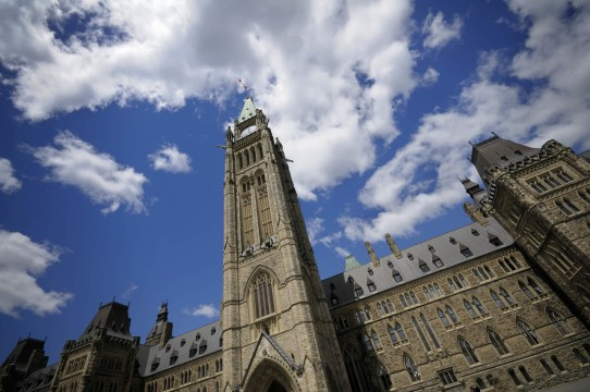 What is old seems to be new again: Welcome back to Parliament Hill